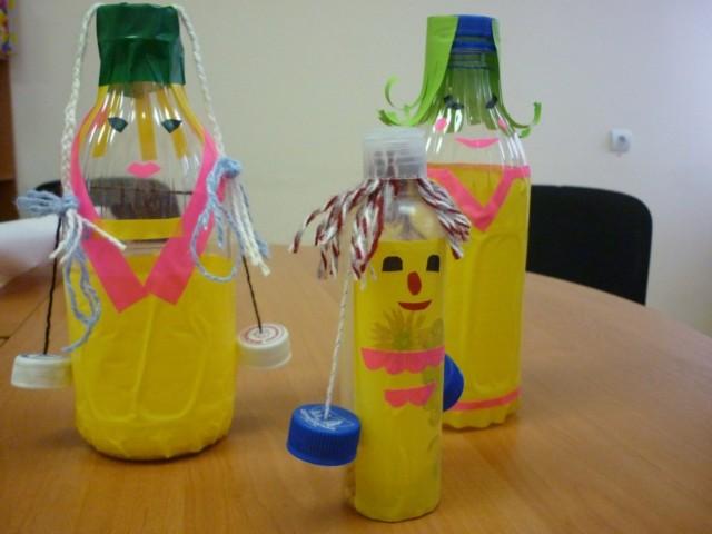 Игрушки своими руками для детского сада для прогулок
